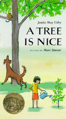 A Tree Is Nice By Udry, Janice May/ Simont, Marc